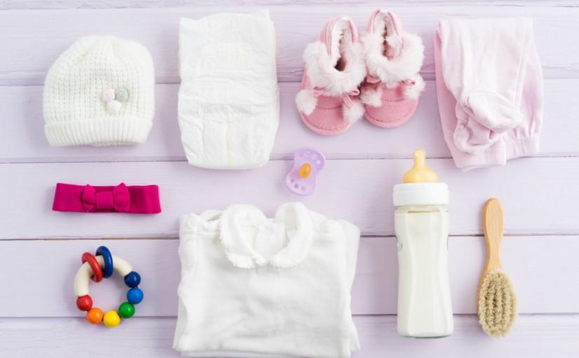 vauvan ensivarusteet