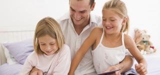 7 palkintoa sinulle, joka luet lapsellesi