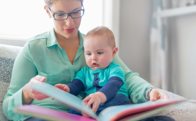 10 tärkeää syytä lukea lapselle