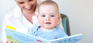Äiti, isi vai hauva – mikä on lapsesi ensisana?