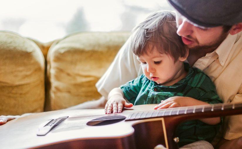Näin musiikki vaikuttaa lapseen