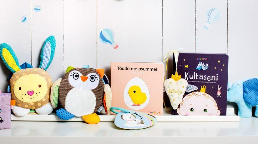 Parhaat kirjat vauvalle