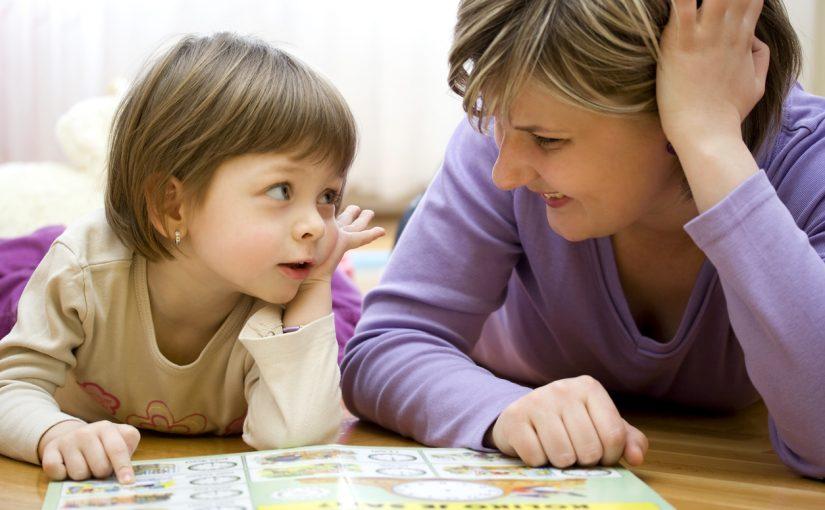 15 loistavaa syytä lukea lapselle