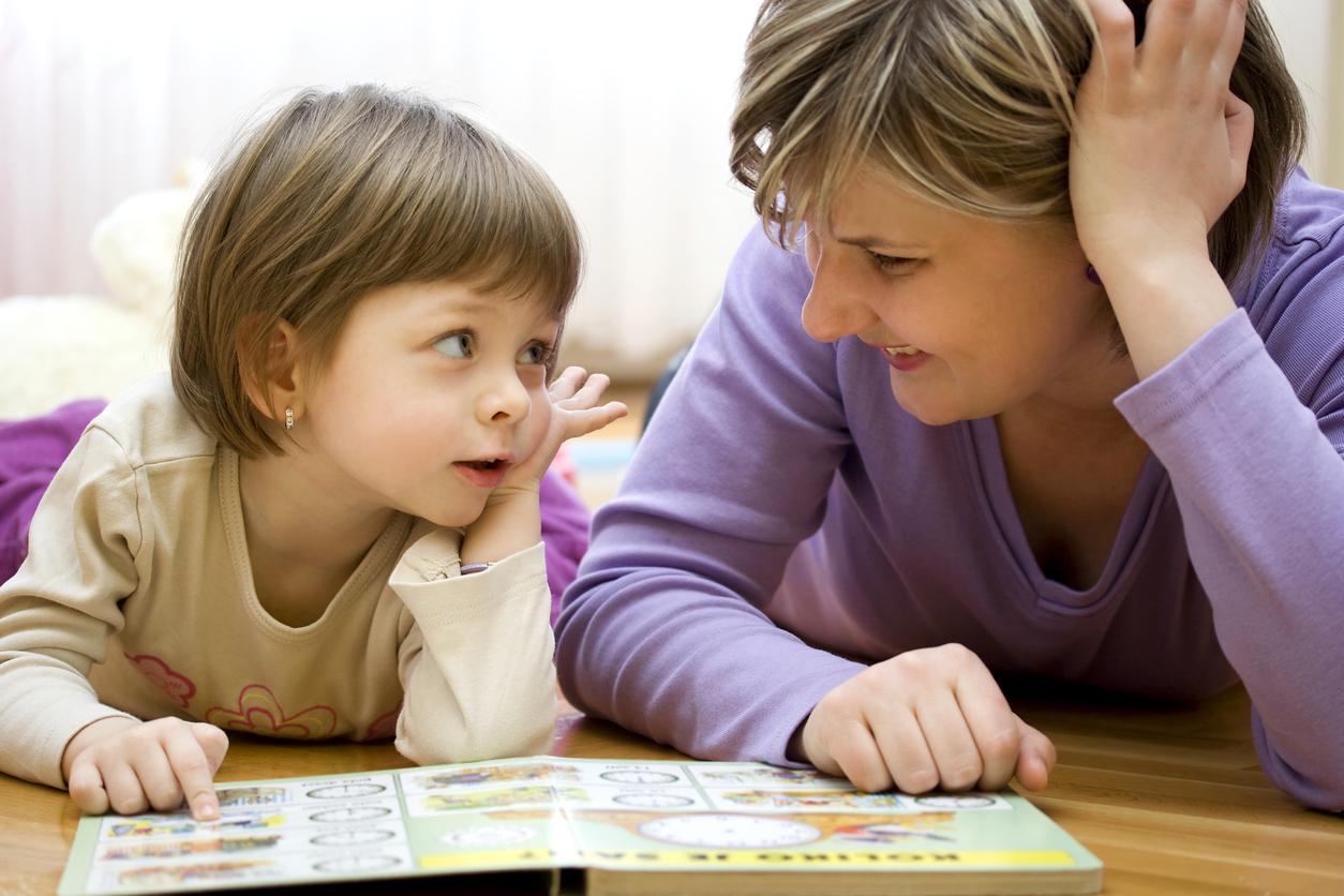 Lukuhetket harjoittavat lapsen aivoja