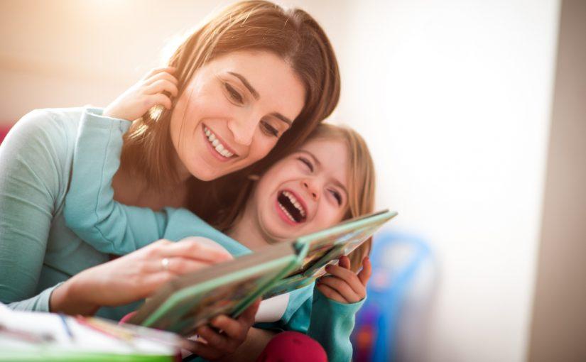 5 syytä, miksi et lue lapsellesi… ja ratkaisu jokaiseen