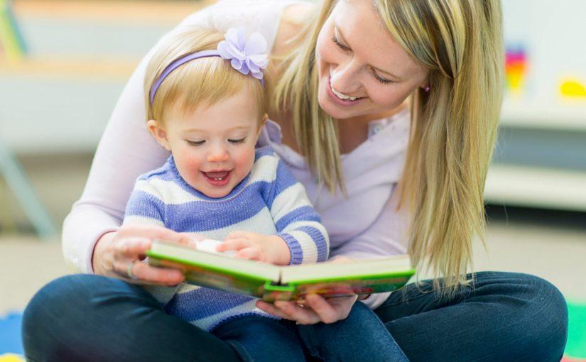 Näin lapsesi rakastuu kirjoihin