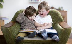 8 syytä rakastaa lastenkirjoja