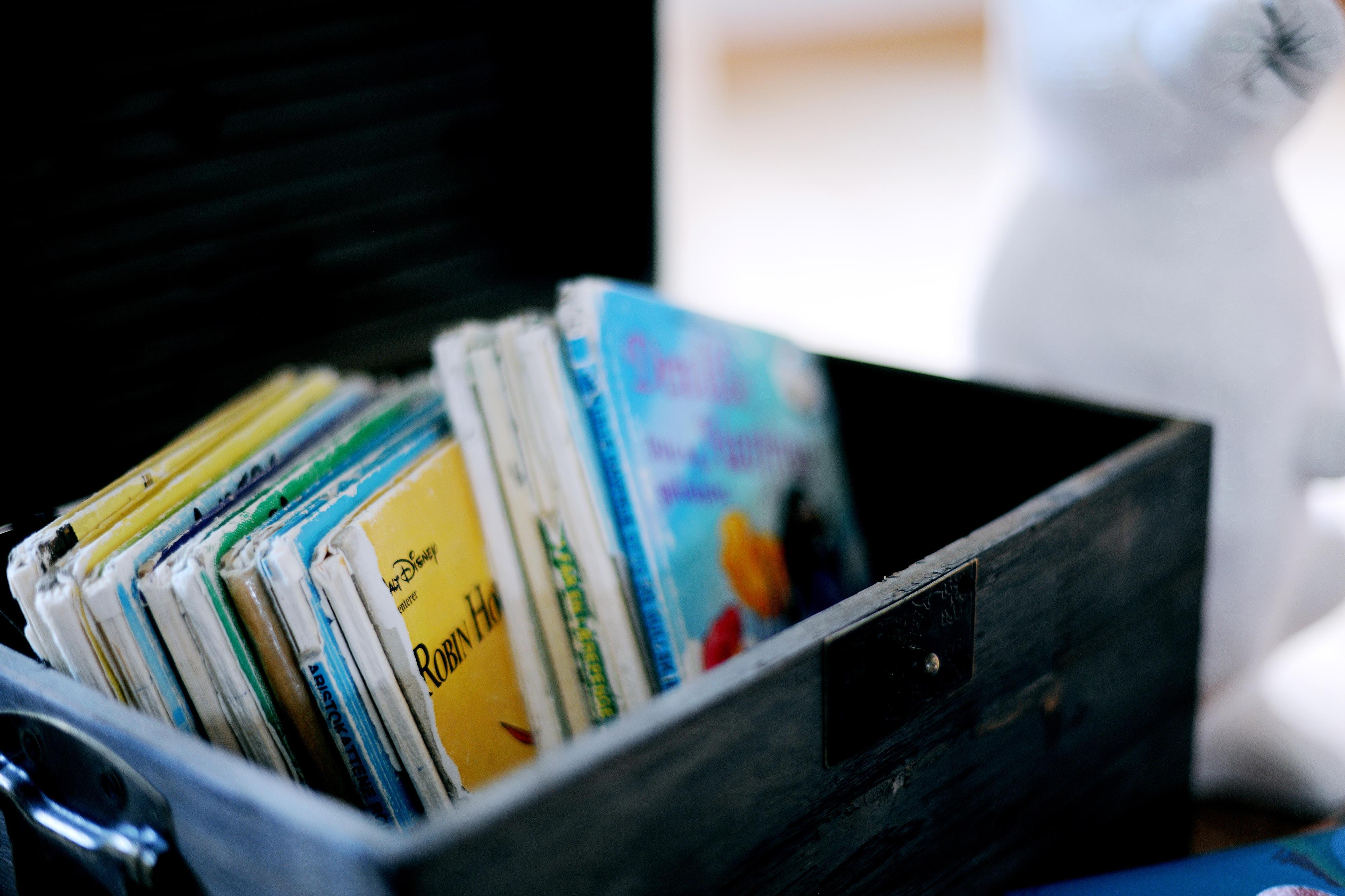 Kauanko lastenkirjan pitäisi säilyä ehjänä?